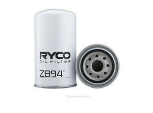 Ryco HD Oil Filter Z894 fits Foton Tunland 2.8 D, 2.8 D AWD