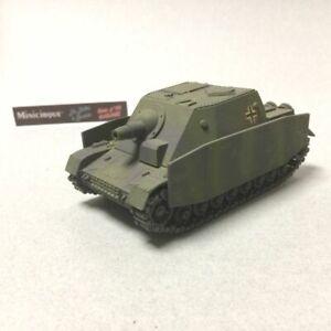 NAZ102 - SOLIDO / VEREM - GASO.LINE - Panzer IV canon court - 1/50