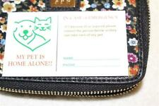 Pet Emergency Card Dog, Cat, Bird, etc Keep Pet Safe if You are Injured or ILL