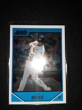 New listing 2007 Bowman Chrome Jay Bruce ROOKIE!! Card #BDPP103 ... FREE SHIPPING