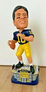 Tom Brady Michigan Wolverines Bobblehead Legends of the Field 1731/5000 RARE