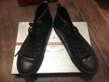 Prada Men's Leather High Top Sneaker US 8