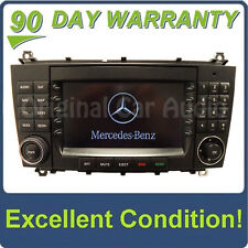 05-07 Mercedes-Benz C Class OEM Comand Navigation Radio CD Player TYPE 203