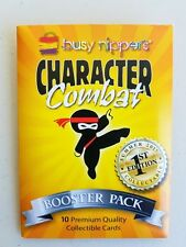 Busy Nippers Character Combat - 1 Booster Pack (1st Edn) - Orange