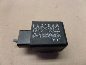 2015 YAMAHA FZ07 FLASHER RELAY