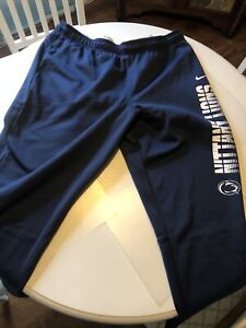 Penn State PSU Football Team-Issued On-Field Authentic Nike Brand New 4XL Pants