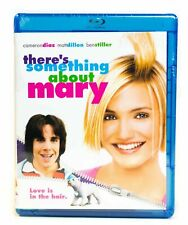 There'S Something About Mary (Blu-Ray) New! Sealed! Ben Stiller Cameron Diaz