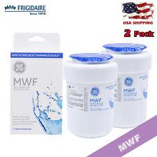 2 Pack GE MWF MWFP 46-9991 Fridge Water Filter SmartWater GWF HWF WF28 Pitcher