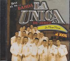 Banda La Unica De Jerez La Mera Mera Al 100%  New Nuevo Sealed