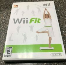 Wii Fit (Nintendo Wii) - Complete w/ Manual - Tested - Free Shipping!
