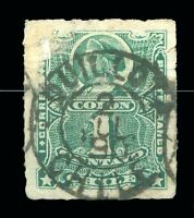 CHILE SOFICH # 25 QUILLOTA CANCEL VF