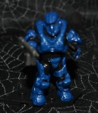 HALO MEGA BLOKS FOXTROT UNSC BLUE SPARTAN AVIATOR LOOSE
