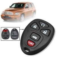 5 Button Remote Key Fob Case Shell For Buick GM Cadillac Chevrolet Pontiac G5