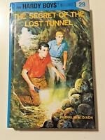 The Secret of the Lost Tunnel Hardy Boys #29) FW. Dixon Hardcover 2003 printing