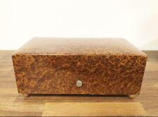 Vintage Reuge Sainte Croix 50-4 Burled Wood Music Box-4-Classical Tunes Works