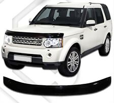 LAND ROVER DISCOVERY 4 2010-up SCOUTT HOOD DEFLECTOR BONNET GUARD PROTECTOR