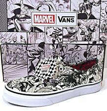 """Vans Authentic """"Woman of Marvel"""" -Avengers  Shoes SZ 5 Men , 6.5 Women"""