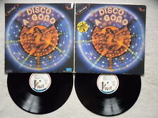 "2 LP VARIOUS ""Disco à gogo"" VOGUE LDA 4504 FRANCE §"