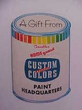 Gambles Home Guard Custom Colors Paint Headquarters Needle Kit - Made In Japan