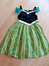DISNEY WORLD PARKS girls anna frozen dress up outfit costume AGE 6 YEARS