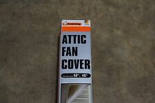 Frost King 48x48  Reflective Insulated Attic Fan Cover
