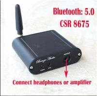 Bluetooth 5.0 CSR8675+PCM5102 DAC Support APTX and APTX HD