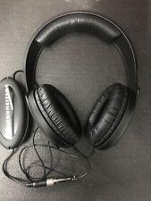 Sennheiser HD202 Professional Headphones Black Headset