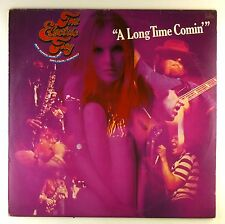 """12"""" LP - The Electric Flag - A Long Time Comin' - D539 - cleaned"""