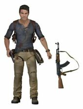 NECA Nathan Drake Ultimate Uncharted 4 Action Figure VideoGames Ps4
