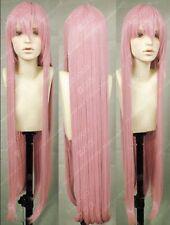 Vocaloid Luka Megurine 100cm Cosplay Wig Dusky Pink  H56