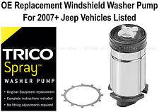 Windshield / Wiper Washer Fluid Pump (e) - Trico Spray 11-506
