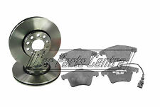 FOR VW TRANSPORTER T5 1.9 2.5 TDi 03-08 FRONT VENTED BRAKE DISCS PAD PADS 308mm