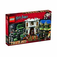 LEGO HARRY POTTER DIAGON ALLEY (10217) RETIRED  HTF NIB  SOLD OUT NEW