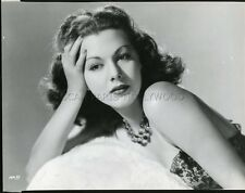 MARIA MONTEZ VINTAGE PHOTO ORIGINAL PORTRAIT #1 SUPERBE