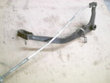 1975 Kawasaki G4 TRE 100 rear brake lever pedal linkage spring