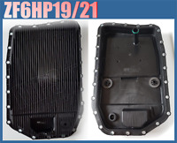 Oil sump pan FILTER,FILTR,ZF6HP21.ZF6HP19,6hp19/21,gearbox filtre,filtro,filtrar