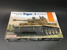 """DRAGON 7482 1/72 SD,Kfz Tiger I """"Early Production"""