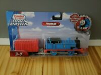 Thomas & Friends Fisher Price TrackMaster Motorized Thomas & Red Train Car New