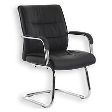 Chaise visiteur noir Chaise de bureau