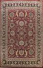 Floral Peshawar Traditional Oriental Area Rug Handmade Palace Size Carpet 12x15