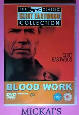 BLOOD WORK - CLASSIC CLINT EASTWOOD COLLECTION CCECN18 DeAGOSTINI DVD PAL