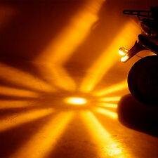 12V 10W Waterproof Motorcycle Scooter Moped Boat CREE LED Strobe Flashing Light