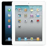 Apple iPad 2 16GB WiFi 3G Verizon Wireless iOS 2nd Generation Tablet