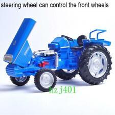 1/18 FORD? Farm Tractor Car Toys Alloy Models Diecast Metal KDW no box