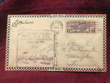 JOHN'S DEALS - US - 1931 SAINT LOUIS, MO 1st FLIGHT COVER - ? EARHART SIGNATURE