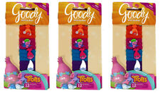 36 Goody Ouchless Hair Ties Ponytail Holders Trolls Movie Characters