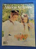 American Art Review 1997 Charles Burchfield Max Kuehne Thomas Moran E H Potthast