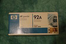 HP LaserJet 92A (C4092A) Black Toner Cartridge