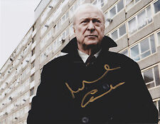 Michael Caine HAND Signed 8x10 Photo, Autograph, The Italian Job, Zulu, Batman B