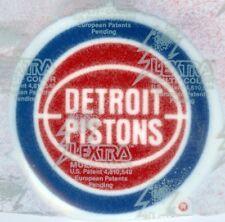 Detroit Pistons 3 inch Lextra Iron-On Transfer Logo Patch